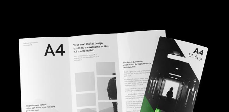 Continuum bespoke leaflet designs